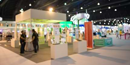 Corporate Events - Exhibitions