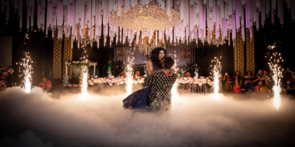 Special Effects by Wedding Planners in India, Mumbai